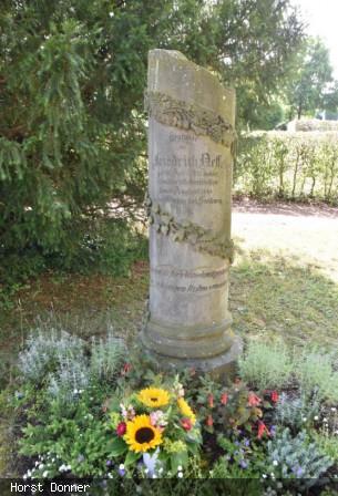 Gedenkstätte Friedhof Rümmingen von Friedrich Neff